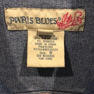 Paris Blues Jackets & Coats - Jean jacket